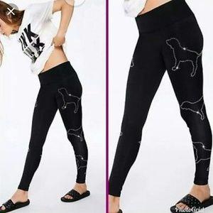 💕vs Pink Leggings, XL